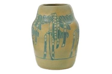 Overbeck Pottery Vase